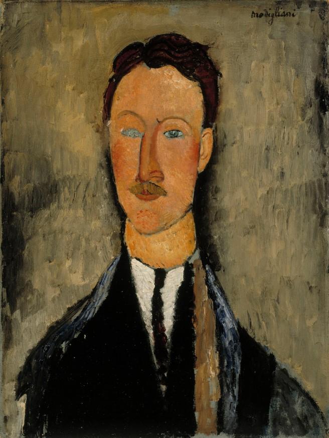 2564-taidemaalari-lopld-survagen-muotokuva-1918